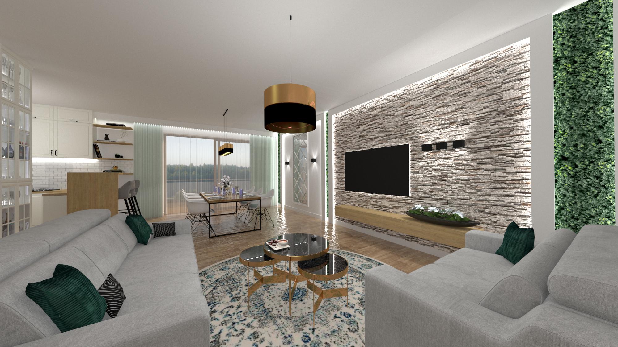 Detale Laura Nowakowska projekt wnętrz domu w Pomiechówku